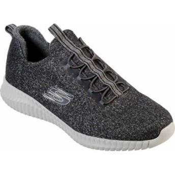スケッチャーズ メンズ スニーカー シューズ Wash-A-Wool Elite Flex Sneaker Charcoal