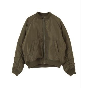 [マルイ]【セール】中綿ボンバージャケット/ブルゾン/ティティベイト(titivate)