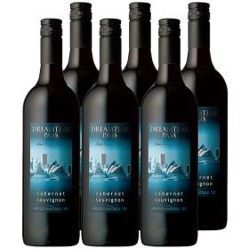 オーストラリアお土産 オペラハウス 赤ワイン ドリームタイムパス 6本セット やや重口