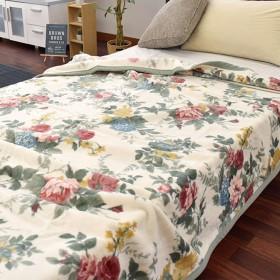 【アウトレット】 東京西川 綿毛布 シングル 綿100% 洗える 日本製 約140×200cm 【色柄おまかせ】
