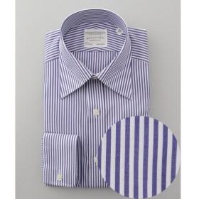 [マルイ]【セール】【形態安定】PREMIUMPLEATS ドレスシャツ / ロンドンストライプ/五大陸(gotairiku)