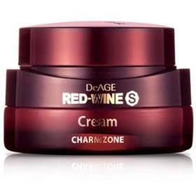 チャムジョンディエイジレッドワインエスクリーム50ml、Charmzone DeAGE Red-Wine S Cream 50ml [並行輸入品]