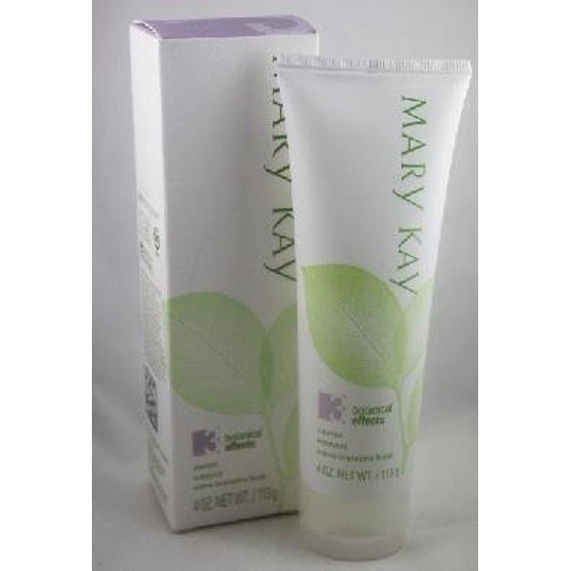Mary Kay Botanical Effects 3 ~ Cleanse ~ Oily Skin ~ 4 Oz by Mary Kay Inc. [並行輸入品]