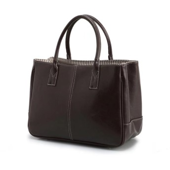 [Kayiyasu]ハンドバッグ レディースハンドバッグ 手提げ 外出バッグ かばん 鞄 レディース バッグ カラー豊富 使いやすい セレブ愛用 女性用 006-mum008(F コーヒー)