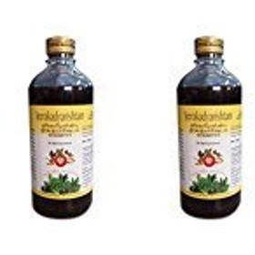 AVP Jeerakadyarishtam - Pack of 2 (450ml) by Arya Vaidya Pharmacy