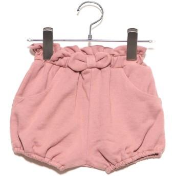 コムサイズム COMME CA ISM かぼちゃパンツ(80・90サイズ) (ピンク)