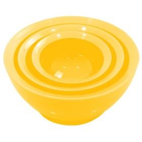 calibowl(カリボウル) キッチンボウル Mixing Bowl Set Yellow