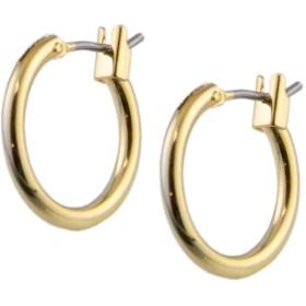 リングピアス 遮断機タイプピン両耳用16mm メンズ レディース フープ輪ピアス