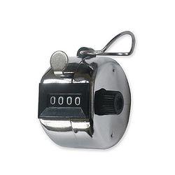 聖岡 0-9999機械式計數器 GM-99A~高質感鐵殼/1組2個