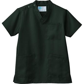 メディカルウェア 男女兼用 スクラブ白衣 WH11485 医療用 (カーキ) サイズ3L