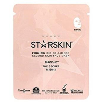 Starskin Close-Up - Firming Coconut Bio-Cellulose Second Skin Face Mask - ココナッツのバイオセルロース第二の皮膚のフェイスマスクを引き締め - クローズアップを [並行輸入品]