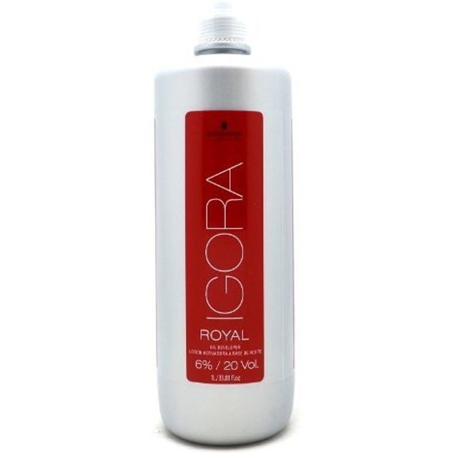 IGORA ROYAL Oil Developer, 6%, 1L