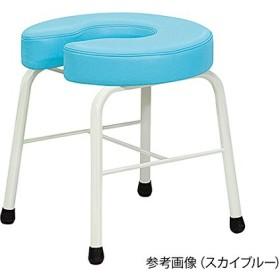 高田ベッド U型チェアー TB-599 茶