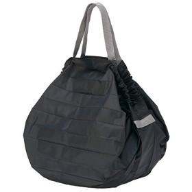 マーナ(Marna) ショッピングキャリー ブラック M コンパクトバッグ M・ブラック Shupatto(シュパット)