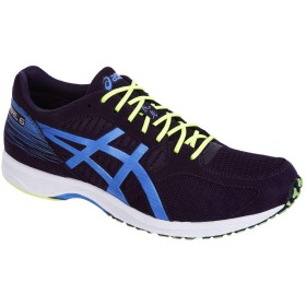 Asics Tarthezeal 6 [T820N-500] Men Running Shoes Night Shade/Blue COast / 28.0 CM