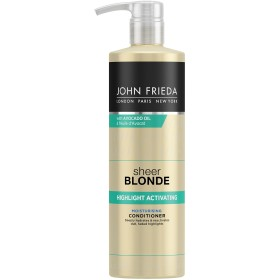 John Frieda Sheer Blonde Highlight Activating Moisturising Conditioner for Lighter Shades 500ml