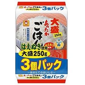 東洋水産 あったかごはん 大盛 3個パック (250g×3個)×8個入×(2ケース)