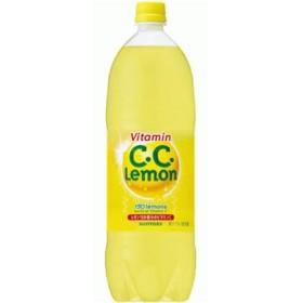 サントリー CCレモン 1.5Lペットボトル×8本入×(2ケース)