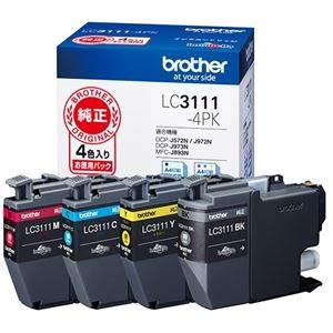 (業務用5セット) 【LC215C シアン】 大容量 【純正品】 BROTHER ブラザー インクカートリッジ