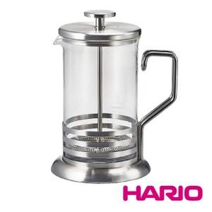 HARIO 霧面流線濾壓壺 THJ-4-HSV 600ml