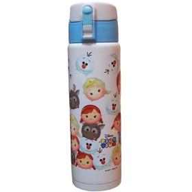 ディズニー SHワンタッチパーソナルボトル500 ディズニーツムツム 水筒 スリムタイプ (アナと雪の女王)