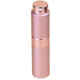 rotate-pfb新作レディースファション香水10秒チャージ クイック アトマイザー 香水ボトル アトマイザー 軽くて小さい/カプセル ラヴァロ/香水/詰め替え/香水 大人気 全7色選択可 (06ピンク)