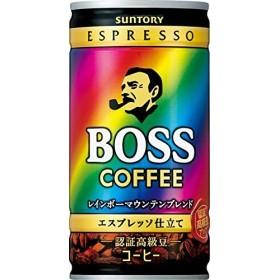 サントリー BOSS レインボーマウンテンブレンド (185g×30缶)×3箱
