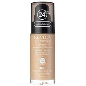 [Revlon ] レブロンカラーステイ基盤コンビ/油性グラム/ベージュ30ミリリットル - Revlon Color Stay Foundation Combi/Oily G/Beige 30ml [並行輸入品]