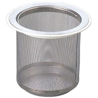 Belca 排水口 ゴミ受け ステンレス流し用ゴミカゴ 135/145 両用タイプ 直径13.5/14.5cm用 日本製 SP-108