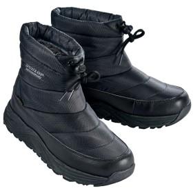 ベルーナ <ダンロップ・モータースポーツ>防水幅広あったかブーツ 1 XL メンズ