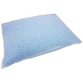 コルマビーズノーマルピロー/通気性と安定性抜群のコルマビーズ枕です。安眠 洗濯可 防ダニ (35×50cm, ブルー)