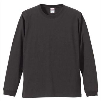 United Athle ユナイテッドアスレ Tシャツ 5.6オンス ロングレングス 袖リブ ロングスリーブ CAB-A012