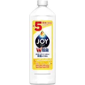 除菌ジョイ コンパクト 食器用洗剤 スパークリングレモンの香り 詰め替え 特大 770mL