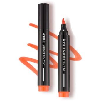 [オピュ] A'PIEU マーカーペンティント Marker Pen Tint (OR01-All-Day-Orange) [並行輸入品]