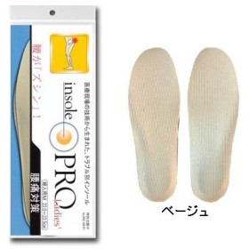 インソールプロ「腰痛対策」 (女性用 L 24.0~25.0cm)
