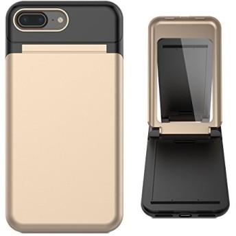 WE LOVE CASE iPhone 7 Plus ケース カード収納 iPhone 8 Plus ケース アイフォン 7