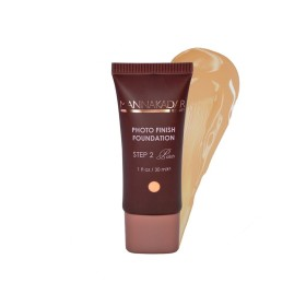 Manna Kadar Cosmetics フォトフィニッシュ財団C4 - 完璧なアイボリー