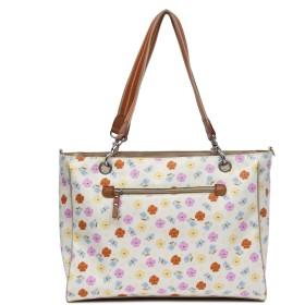 Pink Lining Bramley Tote Bag, Pansies by Pink Lining
