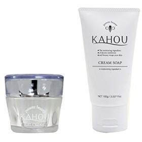 KAHOU はちみつ配合スキンケアセット
