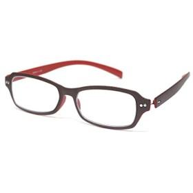 NEO CLASSICS(ネオクラシック) リーディンググラス(既成老眼鏡)GLR-01 7 マットブラウン/オレンジ +3.00