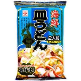 ヒガシマル ヒガシフーズ 海鮮 皿うどん 細麺 2人前 あんかけスープ付 121.6g