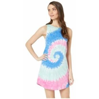 バンズ レディース ワンピース トップス Dye Job Dress Tie-Dye
