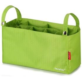 (キュート ウィンク) Cute Wink バッグインバッグ ベビーカー 収納バッグ つりさげくん 3Way グリーン