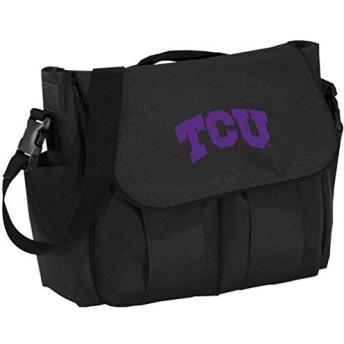 テキサスクリスチャン大学 おむつバッグ TCU ベビーシャワーギフト お父さんやお母さんに