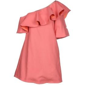 《セール開催中》PAPER London レディース ミニワンピース&ドレス ピンク 6 ウール 60% / ポリエステル 40%