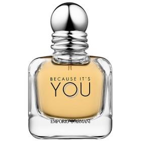 EMPORIO ARMANI Because It's You (エンポリオ アルマーニ ビコーズ イッツ ユー) 1.7 oz (50ml) EDP Spray for Men