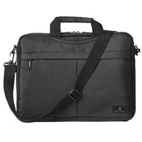 【まとめ 2セット】 ビジネスバッグ(ブラック)