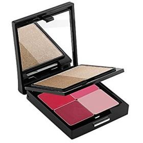 美容ブロンザーとリップパレットのトリッシュ・マクエボイパワー x4 - Trish Mcevoy Power Of Beauty Bronzer And Lip Palette (Pack of 4) [並行輸入品]