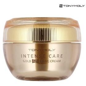 TONYMOLY Intense Care Gold 24K Snail & Syn-Ake Skin Care (2. Gold 24K Snail Cream 45ml)