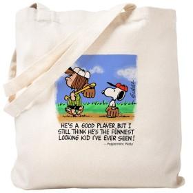 CafePress–Funny Looking Kid–ナチュラルキャンバストートバッグ、布ショッピングバッグ S ベージュ 0469848229DECC2